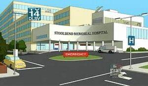 Stoolbend mem Hospital