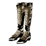 Metal boots
