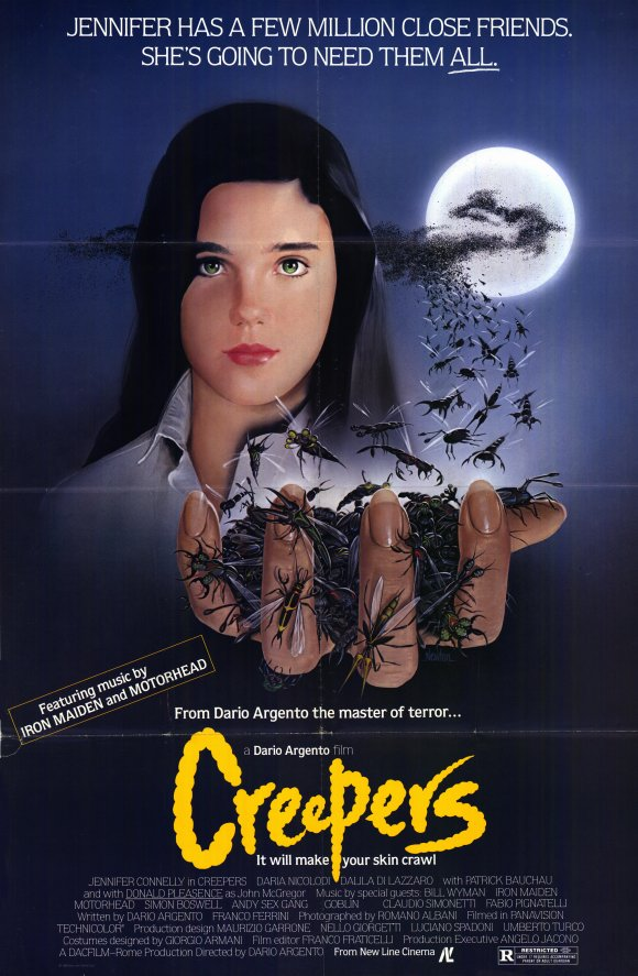 creepers 1985 movie