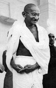 Mahatma gandhi 111808