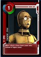 Red c3po