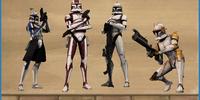 Clone Trooper Decoration Pack