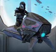 Coruscant Mandalorian Speeder