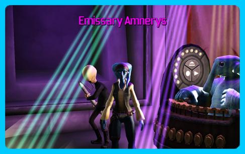 Emissary amnerys