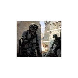 Stampede Battalion Member With A Grenade