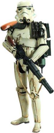 Storm Trooper Leader