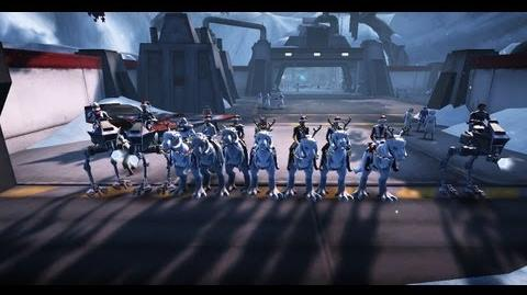 Clone Wars Adventures Survivors Of The Siege Life Day Celebration Squad Event