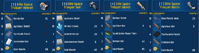 EST Armor set