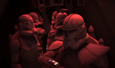 Rex and troopers of the 3rd legion
