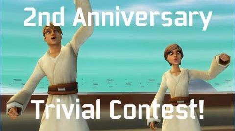 CWA Character Wiki 2nd Anniversary Trivial Event
