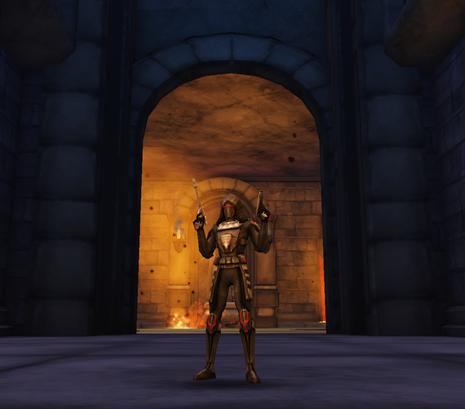 Assassin Cruncher sith temple