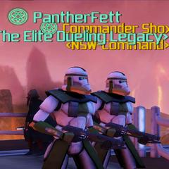 Commander Shox & PantherFett
