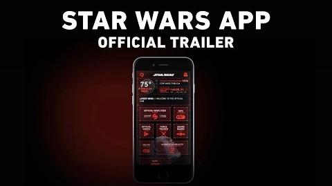 Star Wars App Trailer (Official)