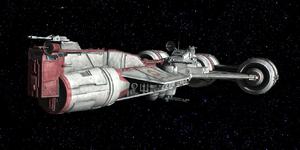 Republic frigate