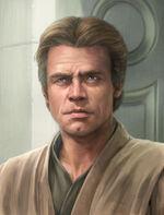 Luke skywalker ea