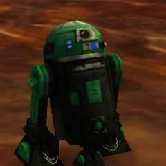 R9-J8, trusted astromech droid