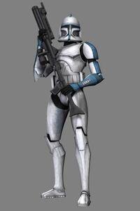 Clasher Trooper