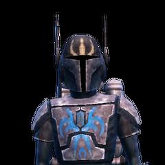 Pre Vizsla's new armour