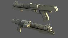 Dc 15s blaster carbine wip by broodofevil-d4dkjr6