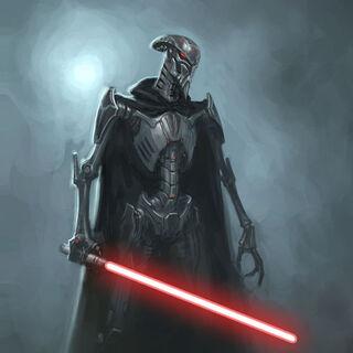 Mercenaries droid Leader
