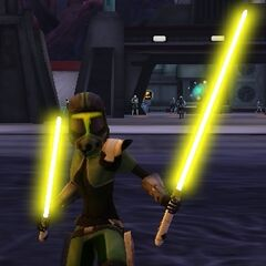 Jess around the time of the Battle of Coruscant, age 23 (19BBY)