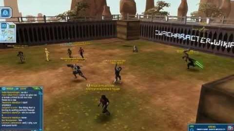 The Clone Wars Adventures Character Wiki's First Ingame Event Boxing Game