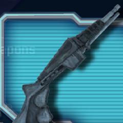 A'den's additional custom blaster