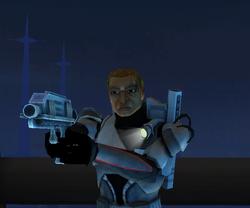 Commander Raan