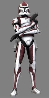 Commander stone