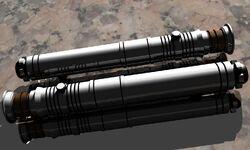 Devis Duel Blade sabers