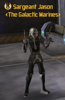 Sargeant Jason