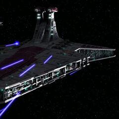 Venator-class star destroyer (shadow company's fleet)