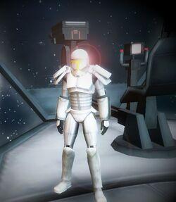 Commander calins