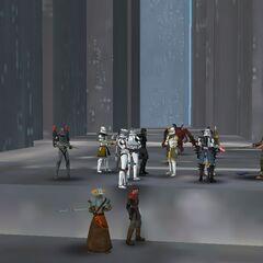 Jedi Temple Glitch