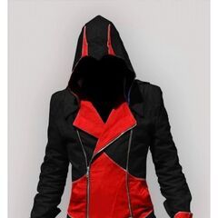 stealth version of the standard assassin gear worn by The Order for use at night
