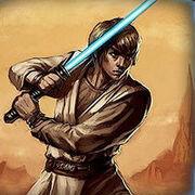 Male Jedi Padawan