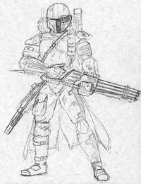 Slades soldier