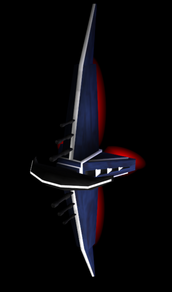 Alaira Dalia's EAW FOC - RPU starship, 'Luna'