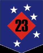 150px-USMC - 23rd Marine Regiment