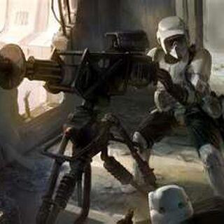 Stampede Battalion Turret