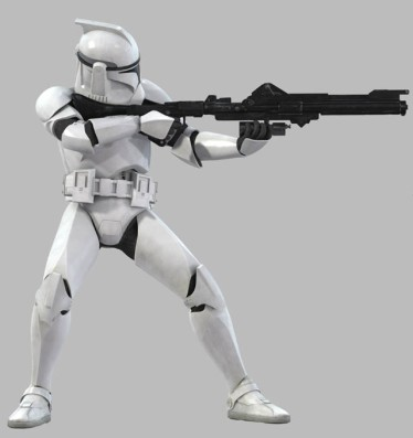 how to draw clone trooper armor
