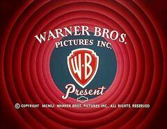 Warner Bros. MM 1959