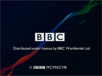 BBC VIDEO CLOSING IDENT 1998