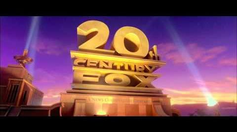 20th Century Fox 75 Years Celebrating Intro HD