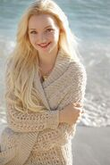 Dove Cameron Beach