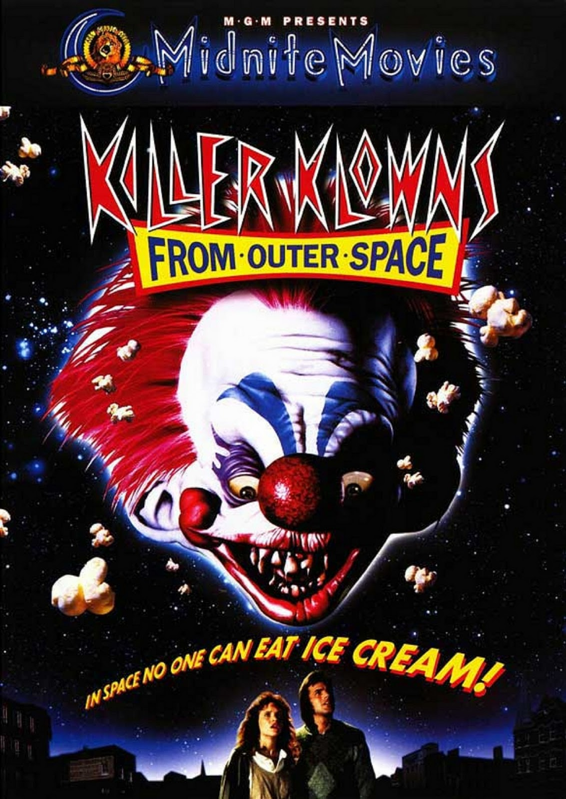 Killer klowns from outer space clownopedia fandom for Return of the killer klowns from outer space