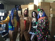 Unnamed Clowns
