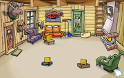 Ski Lodge after Game Upgrades
