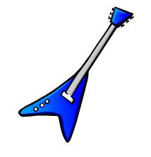 File:BlueElectricGuitar.png