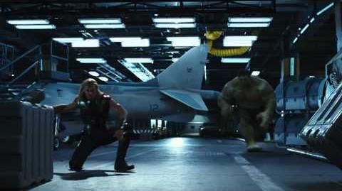 Hulk VS Thor HD-0